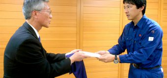 平成28年熊本地震の被災地に義援金