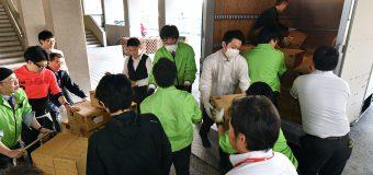 平成28年熊本地震への支援活動について