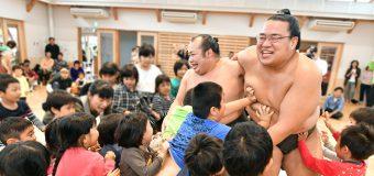 山元町子育て拠点施設の設立記念イベントに共催しました